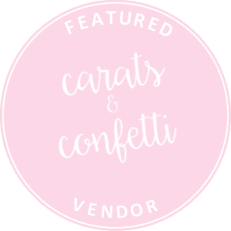 carats and confetti Vendor-Light-Pink