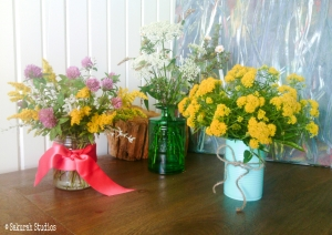 Eco-Friendly Wedding Centerpieces 2