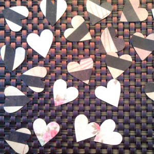 Clothes Pin Heart Magnets 3