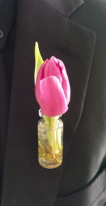 vase boutonniere2