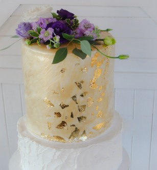 Butter Pastries Wedding Bells Prettiest Cakes of 2017