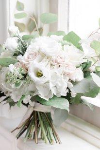 Romantic soft pastel bouquet